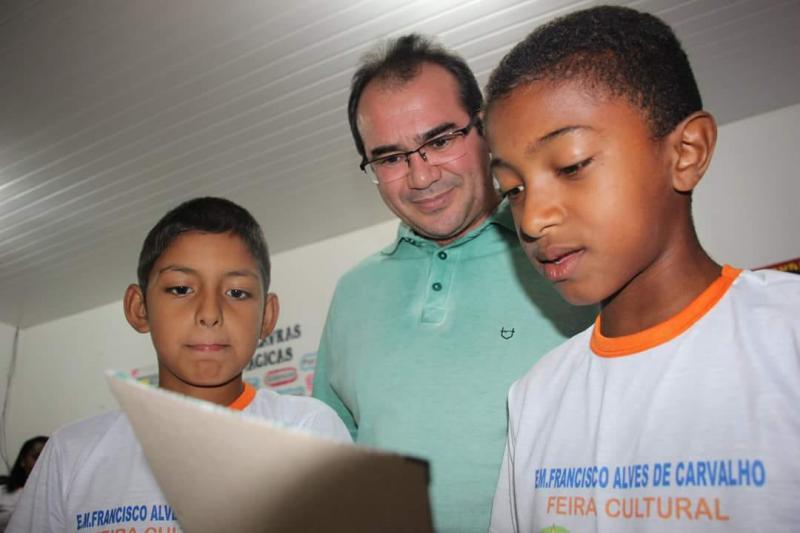 IDEB: Nazária apresenta crescimento nos índices educacionais