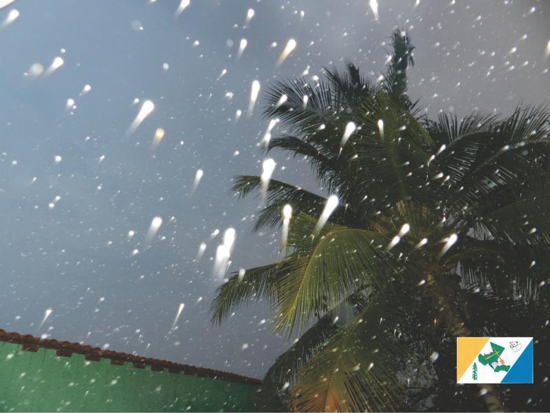 Chove em Gilbués após longo período e registro de altas temperaturas