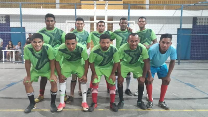 Secretaria Municipal de Esportes inicia Campeonato de Futsal