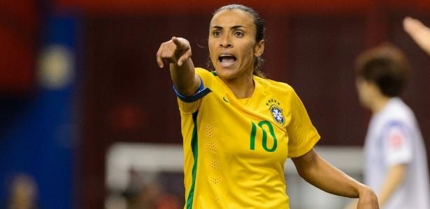 Marta é finalista e briga pelo hexa no prêmio de melhor do mundo da Fifa