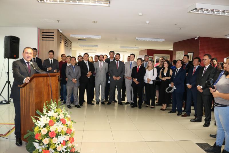 Justiça Piauiense tem dois turnos instituído nesta segunda