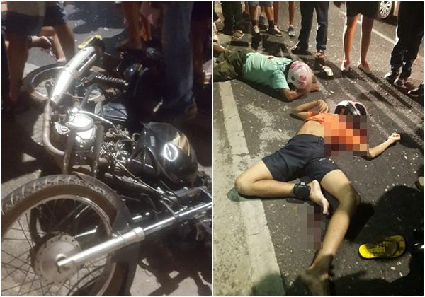 Filho é morto e pai baleado na zona sudeste de Teresina
