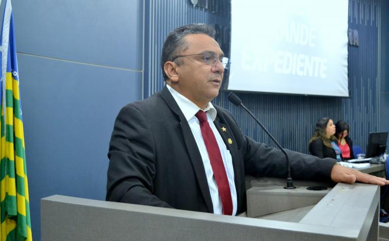 Dudu quer Fundo Municipal de Segurança Pública para Teresina