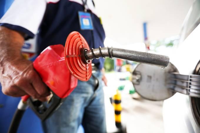 Preço da gasolina volta a subir nesta quarta-feira