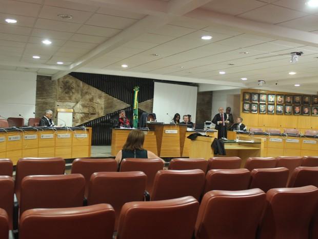 Advogados terão assento especial para acompanhar sessões de julgamento