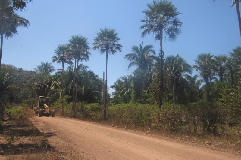 Prefeitura de São João do Arraial recupera estradas vicinais na zona rural