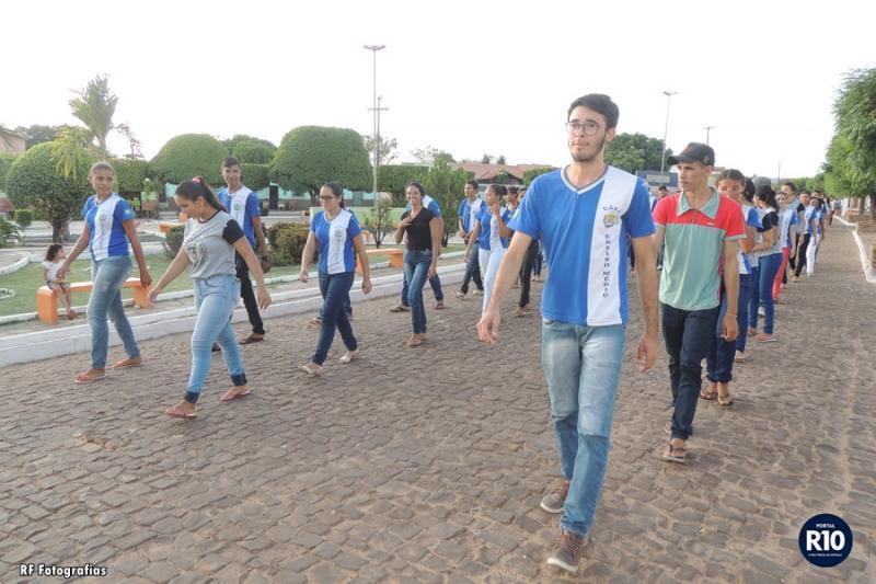 Ensaio com alunos da UESJ ( Crédito: Foto RF Fotografias)