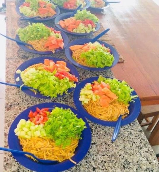 Merenda das escolas municipais de Corrente priorizam a agricultura familiar