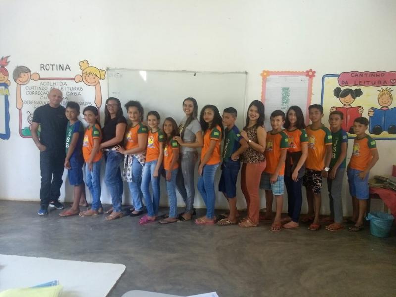 Unidade Escolar João Soares de Brito atinge nota 7.5 de IDEB