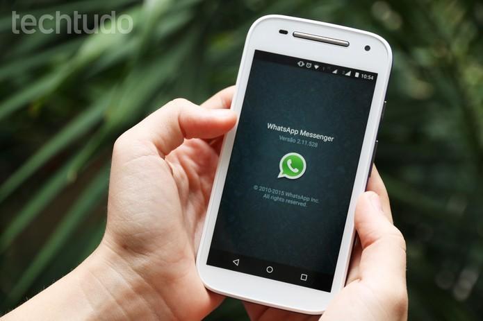 Governo não determinou paralisação do WhatsApp