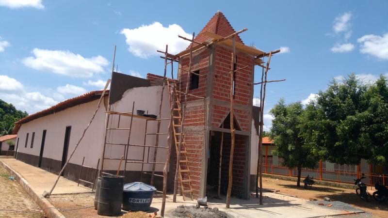 Capela de Nossa Senhora Aparecida (Crédito: Foto RF Fotografias)