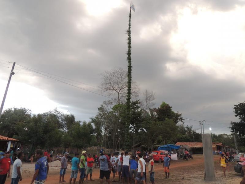 Abertura dos festejos de N. das Dores (Crédito: Fotos José Ricardo)