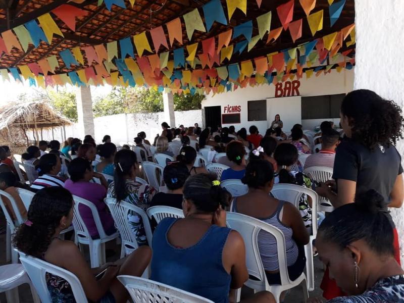 1° Encontrão do Bolsa Família é realizado em Barro Duro