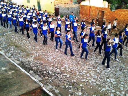 Prefeitura e Secretaria de Educação de Alto Longá comemoram Independência
