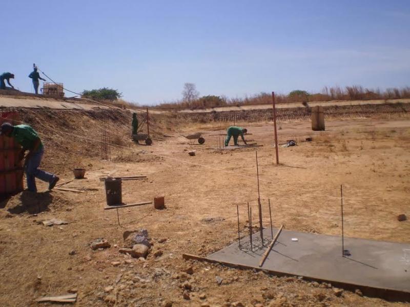Implantação do sistema de esgotamento sanitário vai beneficiar 12 mil pessoas em Amarante