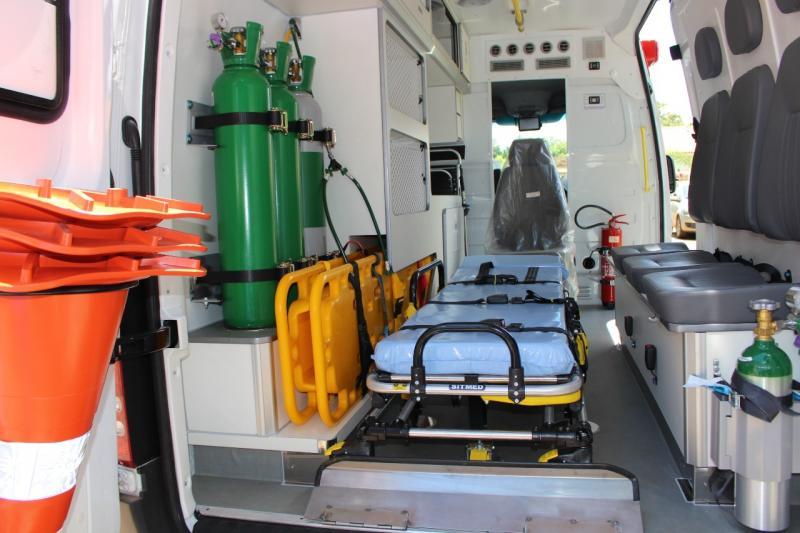 Município de Água Branca vai receber nova ambulância