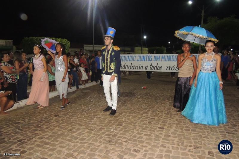 UESJ  Emocionou com sua participação no 7 de Setembro em Campo Largo-PI