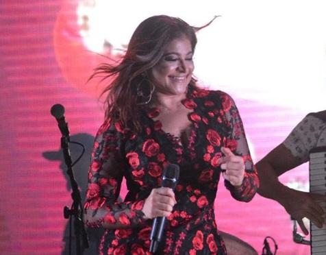 Katia Cilene será atração do aniversário de Valença
