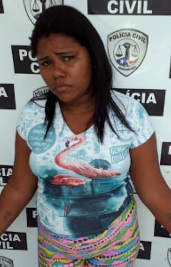 Mulher é presa ao tentar entrar em presídio com droga nas partes íntimas