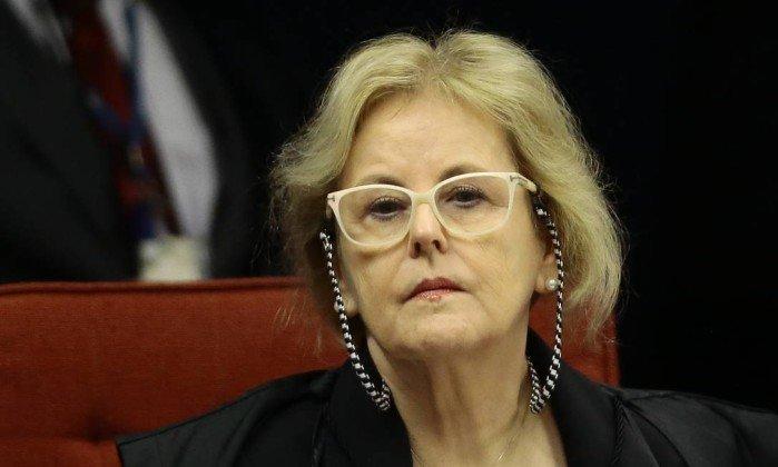Rosa Weber nega pedido do PT para substituição de Lula