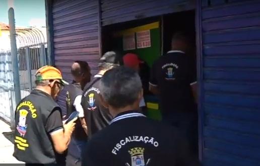 Polícia interdita locais de exploração sexual em Teresina
