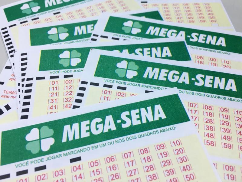 Aposta única da Mega-Sena leva prêmio de 2,6 milhões