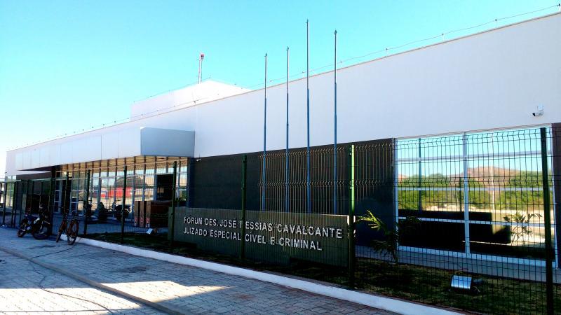 Presidente do TJ-PI vai inaugurar novo Fórum de Corrente dia 10 de novembro