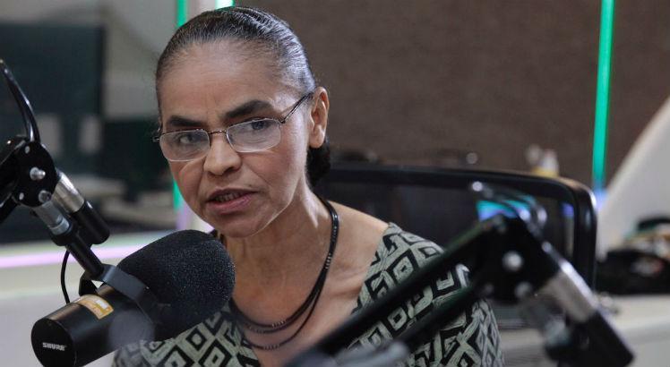 Marina Silva disse que 'indicado' do PT é igual a Dilma