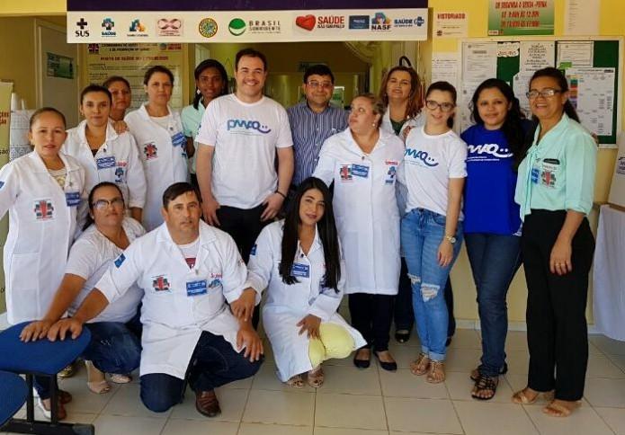 Coronel José Dias atinge nota 10 em avaliação de Ministério da Saúde