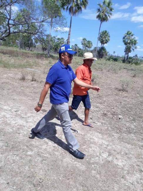 Prefeitura perfura Poços na Zona Rural do Município