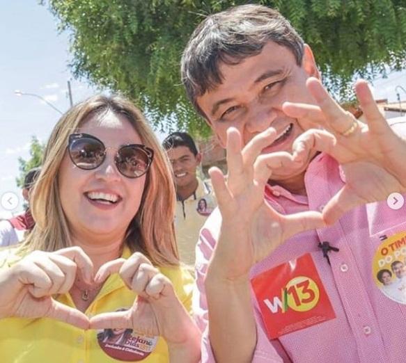 Coligação de Luciano Nunes ajuíza 5 ações contra Wellington e Rejane Dias