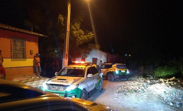 Casal é baleado durante tentativa de homicídio no Piauí