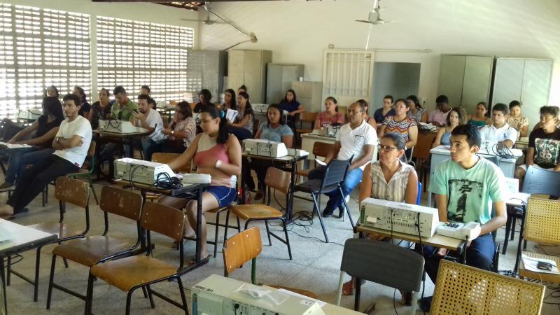 Cartório da 6ª Zona treina mesários para as eleições 2018 em Cabeceiras