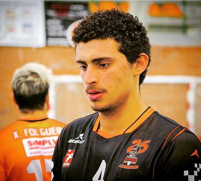 Jogador de vôlei brasileiro é encontrado morto na Espanha