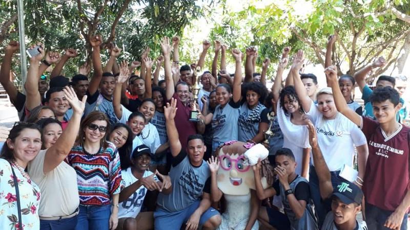 Prefeitura de Nazária realiza III Gincana Jovem Estudantil