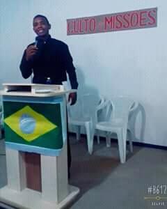 Candidato Raimundo Silva fala um pouco a nossa equipe