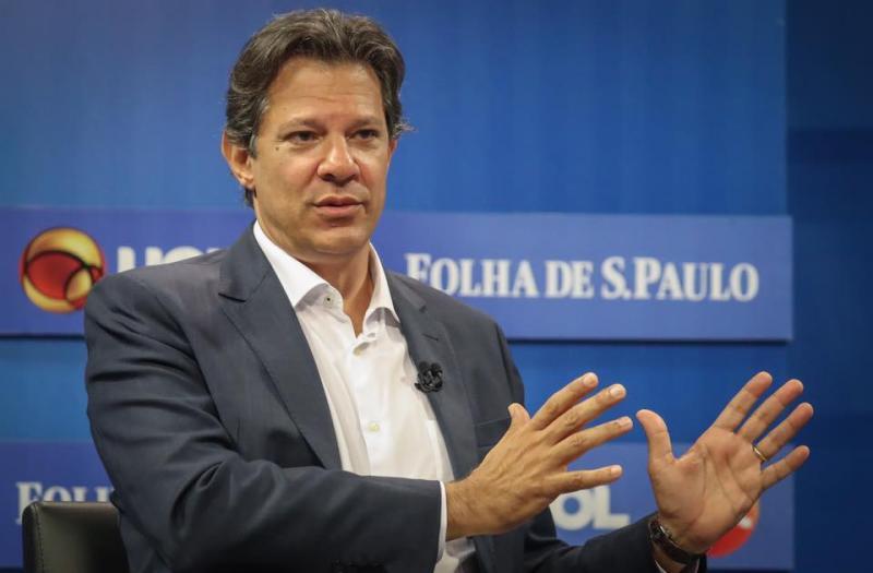 Haddad lidera disputa para presidente em Teresina