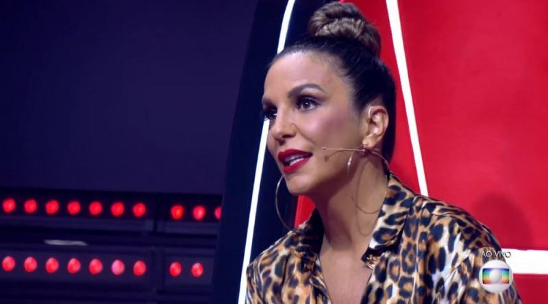 Ivete Sangalo faz discurso empoderado no 'The Voice Brasil'