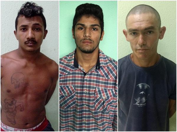 Operação da Polícia Civil prende acusados de homicídio no Piauí