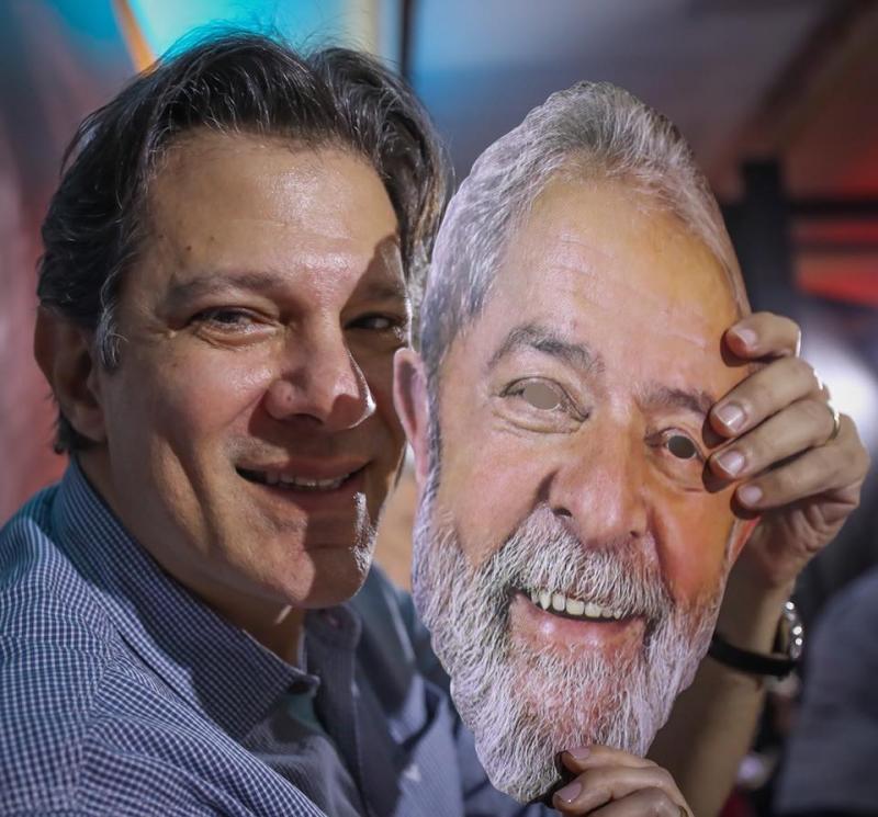 Ibope: Haddad cresce 11 pontos; Bolsonaro continua líder