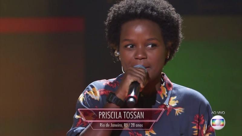 Candidata do 'The Voice' causa polêmica ao cantar 'O sapo não lava o pé'
