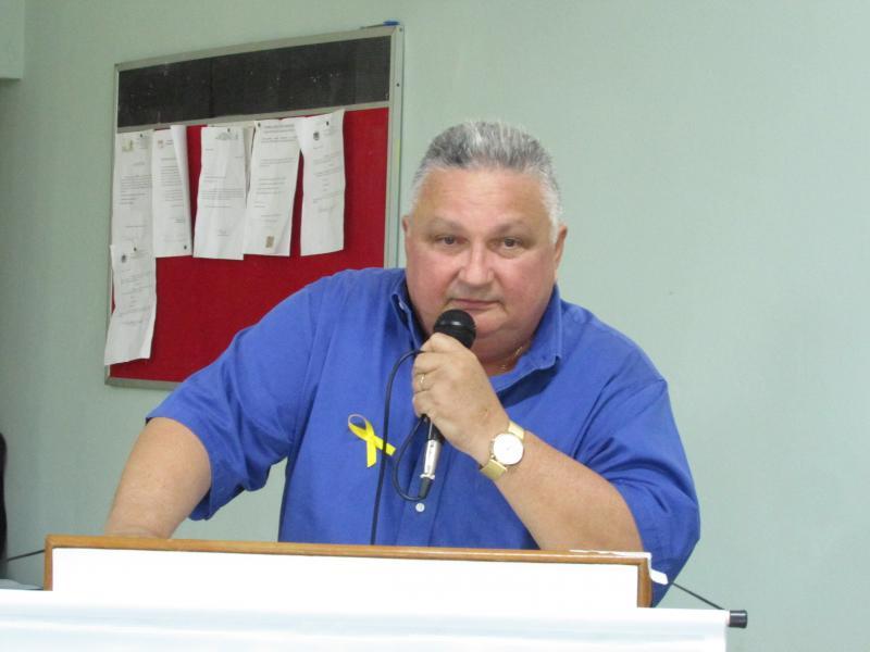 Prefeito convida população para participarem de audiência publica