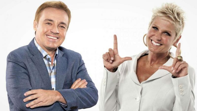 Gugu e Xuxa Meneghel fazem as pazes após desentendimento