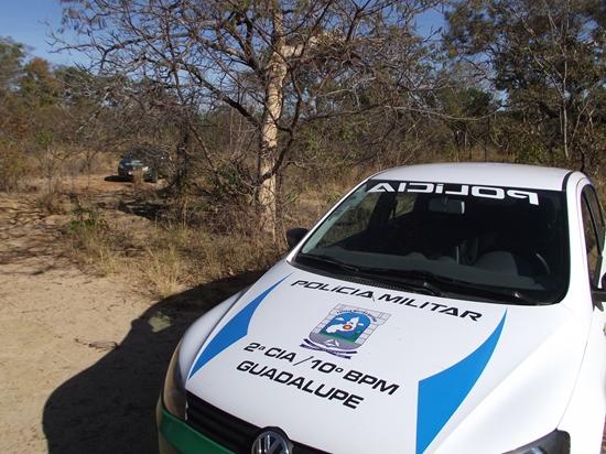 Homem morre após colidir motocicleta em árvore no Piauí