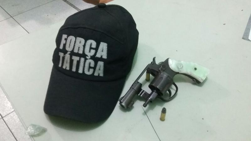 Homem é preso após atirar em criança de 1 ano em Teresina