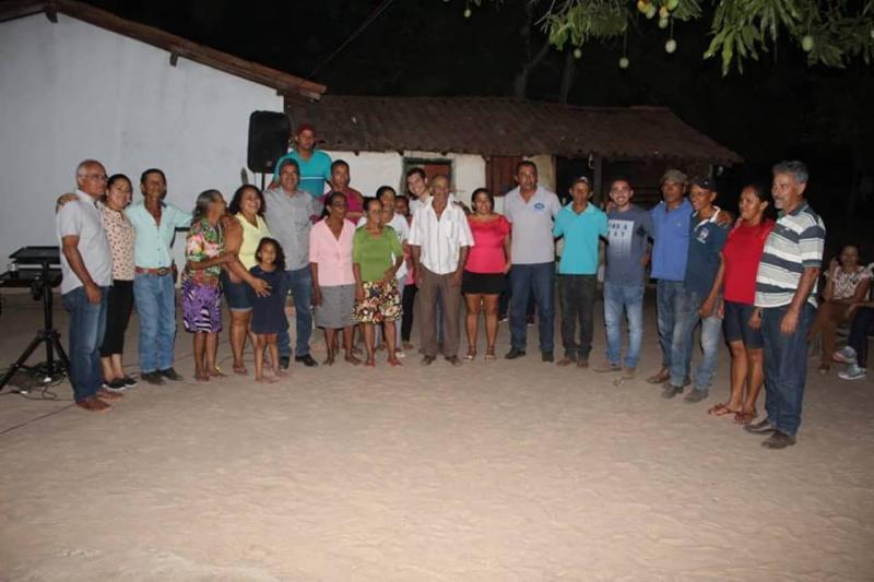 Energia elétrica e água encanada chegam a comunidade Pindaíba