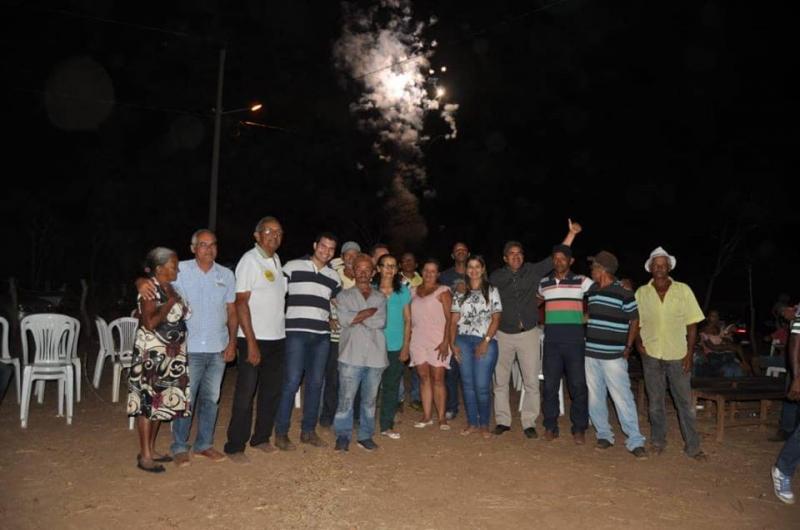 Prefeitura de Corrente leva energia elétrica a comunidade de Angico
