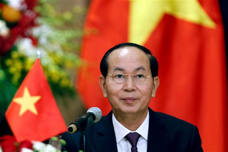Morre aos 61 anos presidente do Vietnã