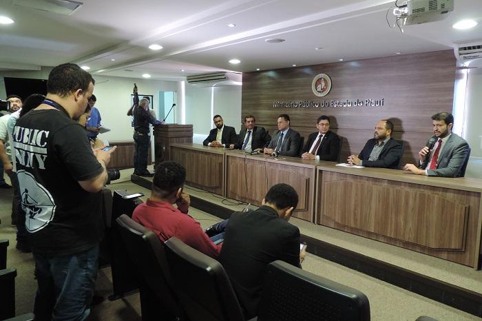 150 policiais farão a segurança do concurso do MP-PI neste domingo
