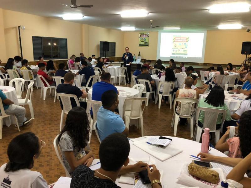 PASCOM | Abertura do Encontro Diocesano de Comunicação em Campo Maior-PI
